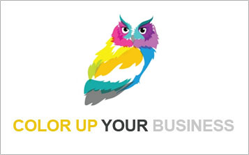 color up your business