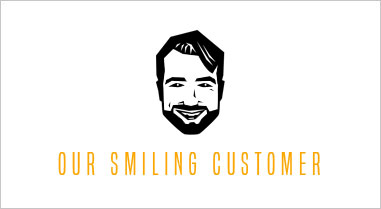 smiling customers of prism technology
